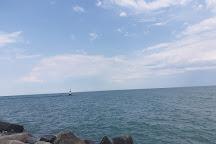 Simmons Island Beach, Kenosha, United States