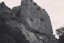 Gorges de la Pierre-Lys, Saint-Martin-Lys, France