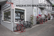 Sausalito Bike Rentals, Sausalito, United States