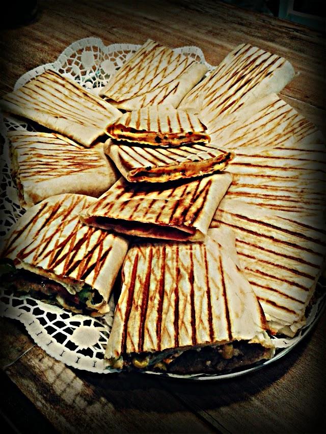 G.P.S Grilled Pocket Sandwich