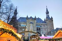 Aachener Rathaus, Aachen, Germany
