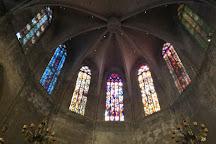 Basilica de Santa Maria del Pi, Barcelona, Spain