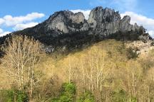 Seneca Rocks Climbing School, Seneca Rocks, United States