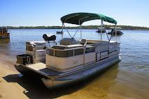 Swan Boat Hire, Maroochydore, Australia