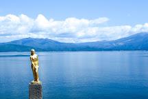 Lake Tazawa, Semboku, Japan