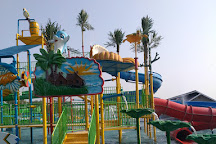 Little Stars Water Park, Mandalay, Myanmar