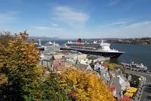 Terrasse Dufferin, Quebec City, Canada