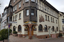 Historisches Rathaus, Frankenberg, Germany