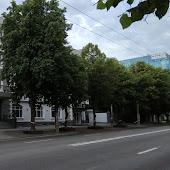 Автобусная станция   Televiziina St