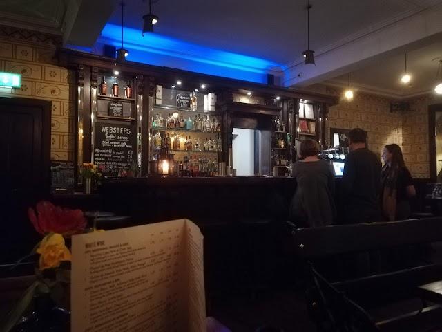 Webster Bar and Bistro