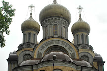 Orthodox Church of St. Michael and St. Constantine, Vilnius, Lithuania