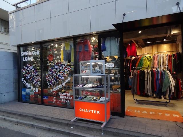 CHAPTER Harajuku Shop