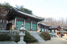 Hwagyesa Temple, Seoul, South Korea