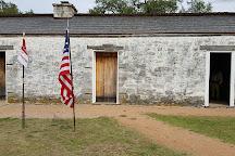 Fort Martin Scott, Fredericksburg, United States