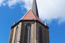 Sankt Marien Kirche, Rostock, Germany