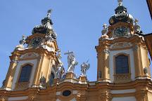 Melk Abbey, Melk, Austria