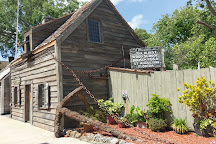 Oldest Wooden School House, St. Augustine, United States