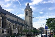 Eglise Saint Cyr Sainte Julitte, Villejuif, France
