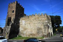 Porta San Paolo e Museo della Via Ostiense, Rome, Italy