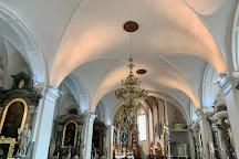 Novo Mesto Cathedral, Novo Mesto, Slovenia
