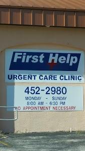 First Help Urgent Care Center
