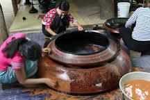Ever Stand Lacquerware Workshop, Bagan, Myanmar