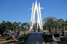 Plaza de las Americas, Asuncion, Paraguay