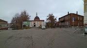 Николо-Дворянская церковь, Леволыбедская улица на фото Рязани