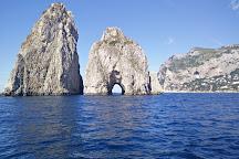 I Faraglioni, Capri, Italy