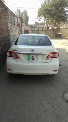 Malik Rent A Car