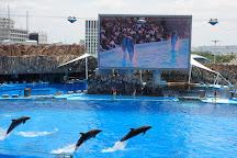 Port of Nagoya Public Aquarium, Nagoya, Japan