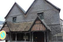 Saint Catherine's Catholic Church, Honfleur, France