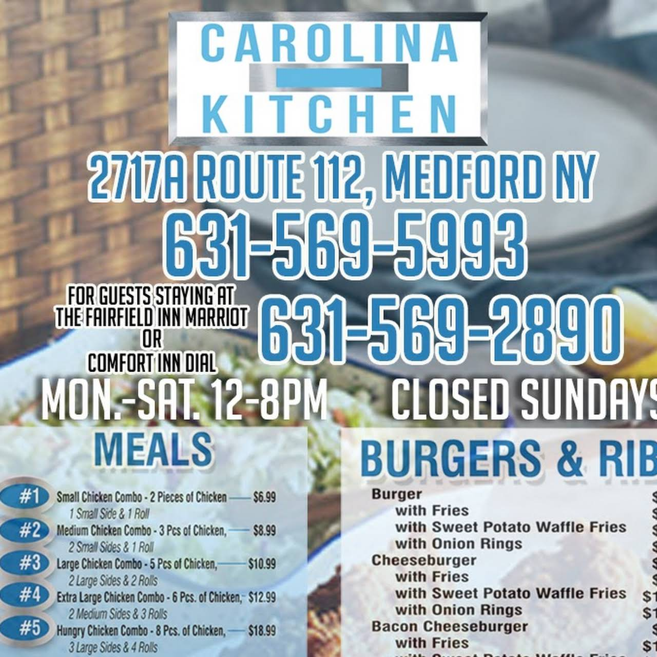 Carolina Kitchen Of Medford Soul Food Restaurant In Medford