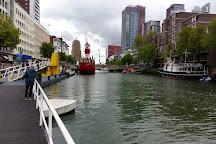 Destroyed City, Rotterdam, The Netherlands