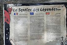 Site de Saint-Nazaire, Sarroux-Saint Julien, France