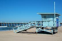 Manhattan Beach Pier, Manhattan Beach, United States