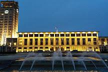 Jardins de l'Hotel de Ville, Le Havre, France