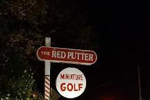Red Putter Mini Golf, Ephraim, United States
