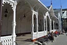 Market Colonnade, Karlovy Vary, Czech Republic