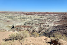 Little Painted Desert County Park, Winslow, United States