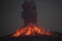 Krakatau Volcano (Krakatoa), Java, Indonesia
