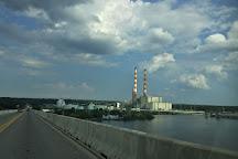 Governor Harry W. Nice Memorial Bridge, Newburg, United States