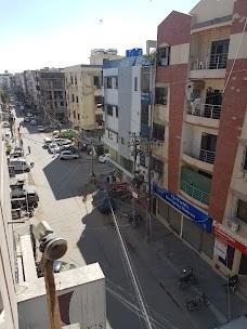 Tauheed commercial karachi