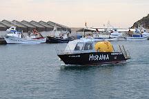 Buceo Hispania, Puerto de Mazarron, Spain