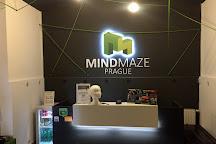 MindMaze - Galactic Pioneers, Prague, Czech Republic