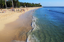 Sans Souci Beach Park, Honolulu, United States