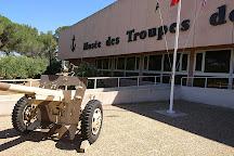 Musee des Troupes de Marine, Frejus, France