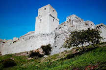 Rocca Minore, Assisi, Italy
