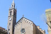 Claustro E Iglesia de la Concepcion, Barcelona, Spain
