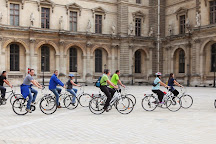 Paris Bike Tour, Paris, France